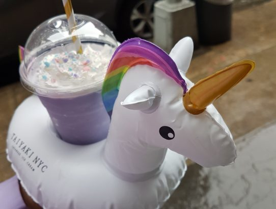 Unicorn Float!