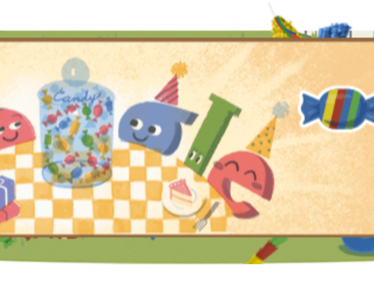 Happy 19 Google!