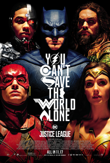 Movie Night: Justice League