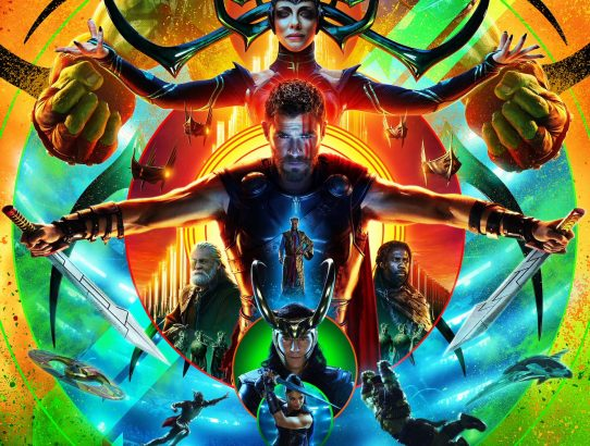 Movie Night: Thor Ragnarok